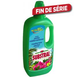 Engrais pour plantes méditerranéennes 1 L SUBSTRAL