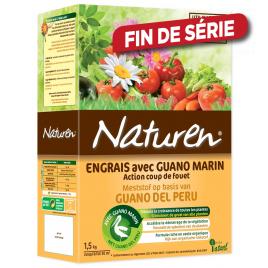 Engrais Guano del Peru 1,5 kg NATUREN
