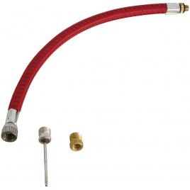 Tuyau flexible de pompe à vélo 20 cm