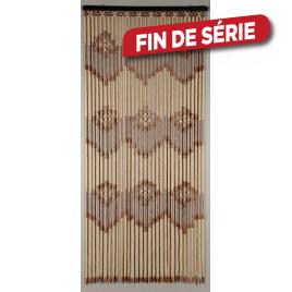 Porte provençale Bois 90 x 200 cm CONFORTEX - Acropole