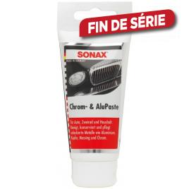 Crème polissante pour voiture Chrome & AluPaste 75 ml