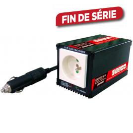 Transformateur pour allume-cigare 12 V - 230 V CARPOINT