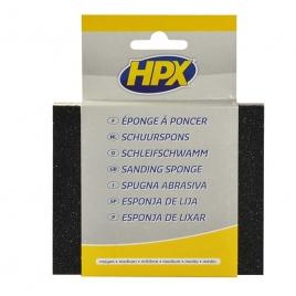 Eponge abrasive 14 x 123 x 150 mm HPX