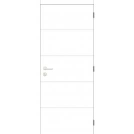bloc porte ch ne semi massif s1 mod le 11 201 5 cm thys. Black Bedroom Furniture Sets. Home Design Ideas