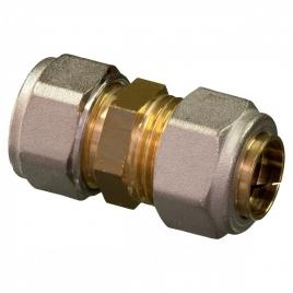 Pièce transition droit CU15-16mm-2,0 LEVICA