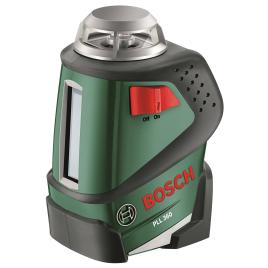 Mesure laser à lignes à 360° PLL 360 BOSCH