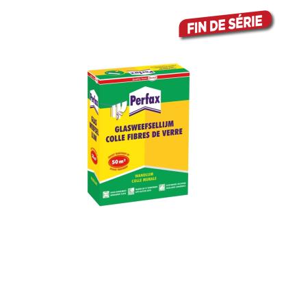 Colle en poudre pour fibre de verre PERFAX