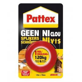 Ni Clou Ni Vis Tape Interieur et Exterieur PATTEX
