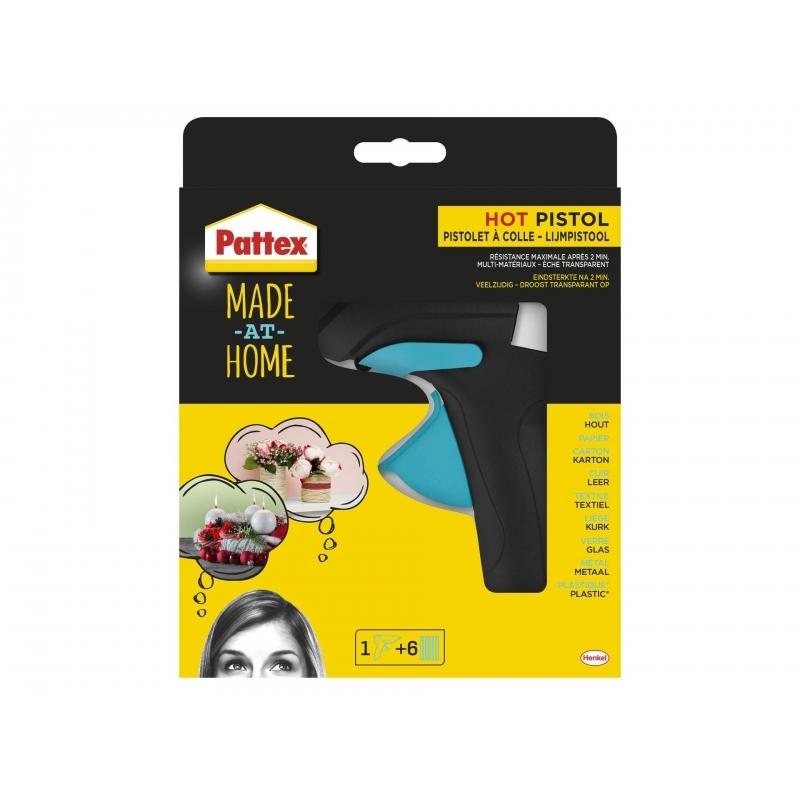 made at home pistolet colle hot pistol pattex. Black Bedroom Furniture Sets. Home Design Ideas