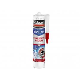 Silicone sanitaire Pure White Hygiene RUBSON