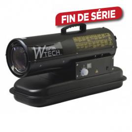 Canon à chaleur diesel 20 kW WARMTECH