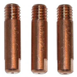 Bec contact 3 pièces - 0,8mm