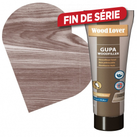 Enduit de rebouchage Woodfiller 0,065 L WOODLOVER - Chêne foncé