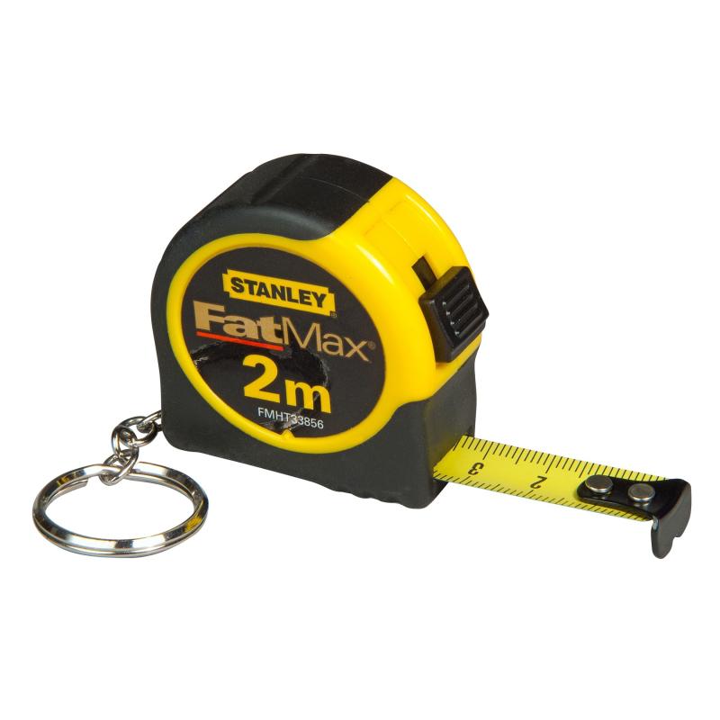 Mètre ruban porte-clés FatMax 2 m STANLEY be47690f9d4