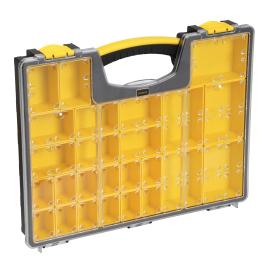 Boîte à compartiment amovible 25 pièces STANLEY