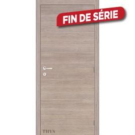 Bloc porte int rieur peindre pr t poser concept s10 thys - Poser bloc porte entre 2 murs ...