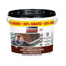 Anti-Infiltrations 10kg + 20% gratuit RUBSON