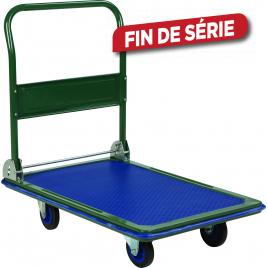 Chariot en acier pour charge de 250 kg