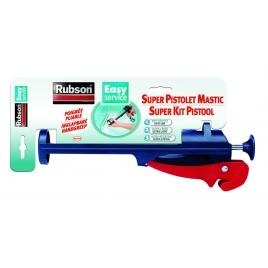 Pistolet Super pour mastic RUBSON