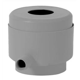 Collecteur filtrant Eco pour tonneau à eau de pluie