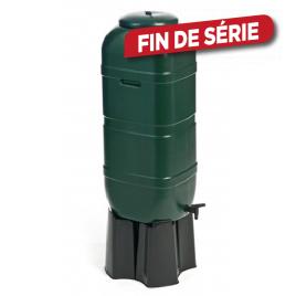 Tonneau à eau de pluie avec accessoires 100 L PRACTO GARDEN
