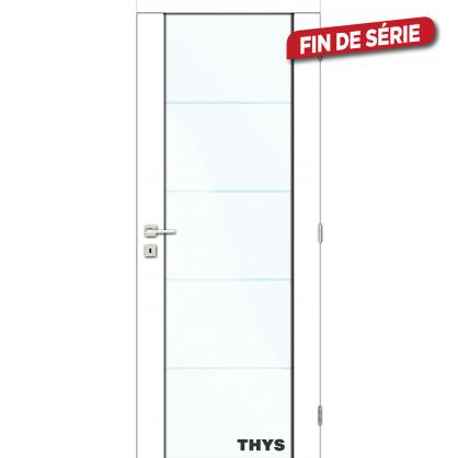 Bloc-porte fini S63 Laminado New Glas Design 1510 THYS
