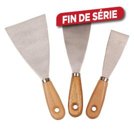 Set de spatules (3 pièces)