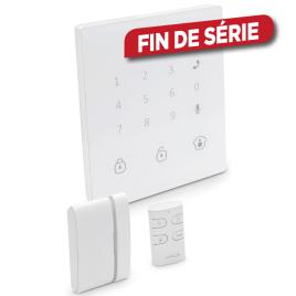 Système d'alarme GSM sans fil CHACON - 3 pièces