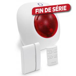 Système d'alarme sans fil CHACON - 3 pièces