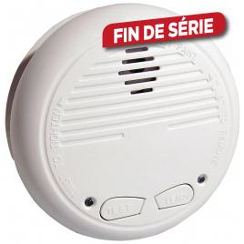 Détecteur de fumée interconnectable CHACON - 1 pièce