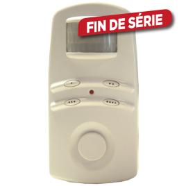 Alarme détecteur de mouvement avec code CHACON