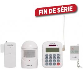 Kit alarme Starter avec centrale téléphonique CHACON