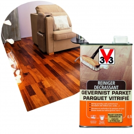 huile cire parquet extra waterproof incolore mat. Black Bedroom Furniture Sets. Home Design Ideas
