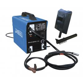 Poste de soudure semi-automatique gaz-no gaz avec accessoires - WELCOMATIC 115 -120A