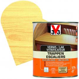 Vitrificateur Escaliers Incolore