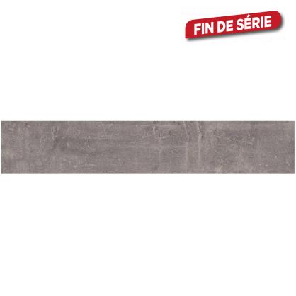 Plinthe Cenere Nice 45 x 7,2 cm 5 pièces