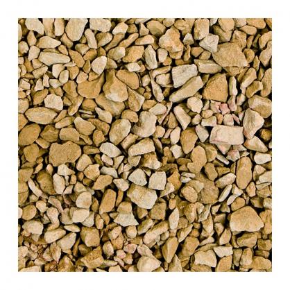 Gravier grès jaune 8-16 mm 25 kg
