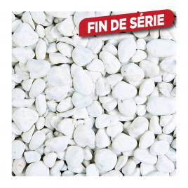 Gravier Carrara rond 20 kg