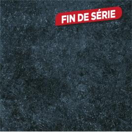 Carrelage de sol extérieur noir Pietra 60 x 60 cm 2 pièces COBO GARDEN