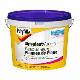 Reboucheur joint blanc 5 Kg POLYFILLA