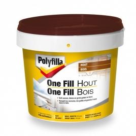 Reboucheur One fill bois blanc 0,5 Kg POLYFILLA