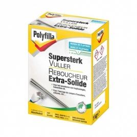 Reboucheur extra solide blanc 1 Kg POLYFILLA
