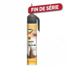 Mastic bois flexibole Quick et Easy 0,2 L POLYFILLA