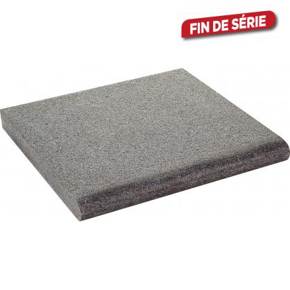 Dalle en granit br l et bross g654 margelle de piscine for Piscine en granit