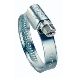 Collier de serrage bande acier 9 mm SPID'O - 14/24 mm