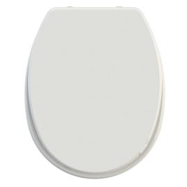 Abattant de toilette Eco + en thermoplastique blanc ALLIBERT c54b2eb11879