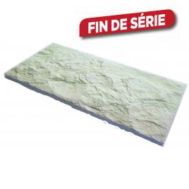 Plaquette de parement Decor Euroc 1 beige - Droite
