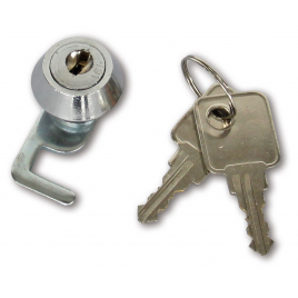 Serrure avec clefs pour boîte aux lettres
