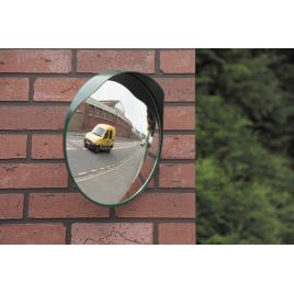 Miroir de surveillance pour sortie de voiture rond 56 cm