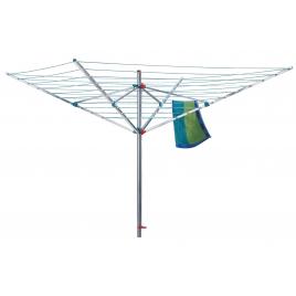 Séchoir parapluie Alustar 180 x 188 cm